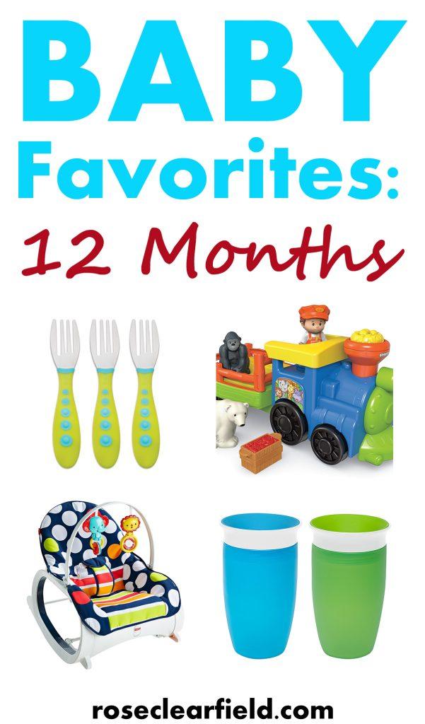 Baby Favorites: 12 Months