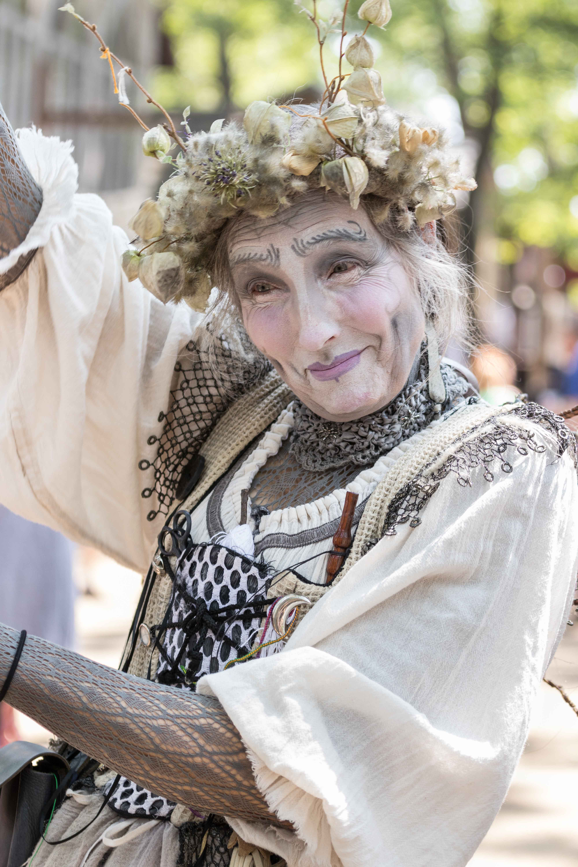 Bristol Renaissance Faire 2018 | https://www.roseclearfield.com