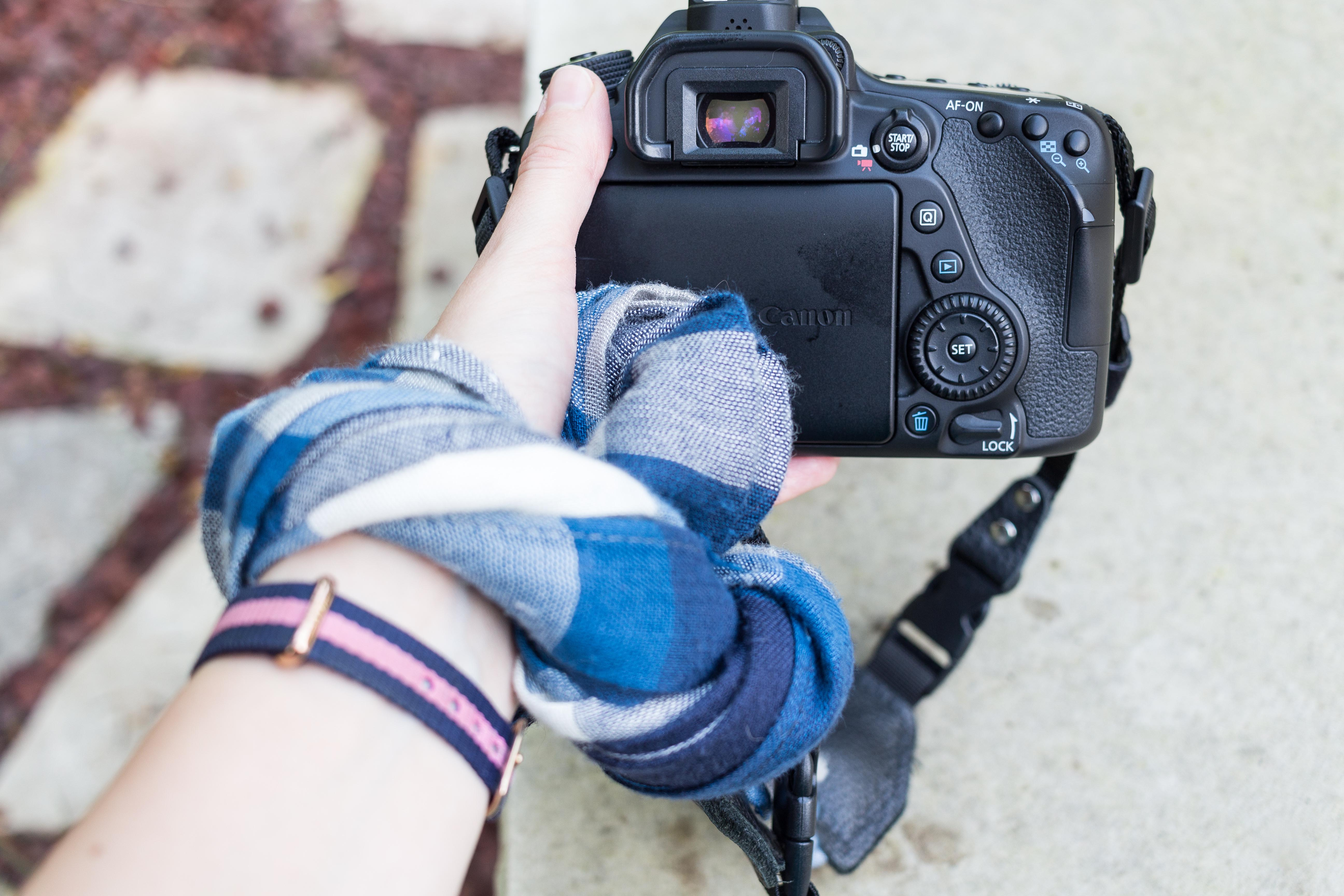 Envy Scarf Strap Photography Gear Review   https://www.roseclearfield.com