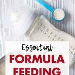 Essential Formula Feeding Supplies