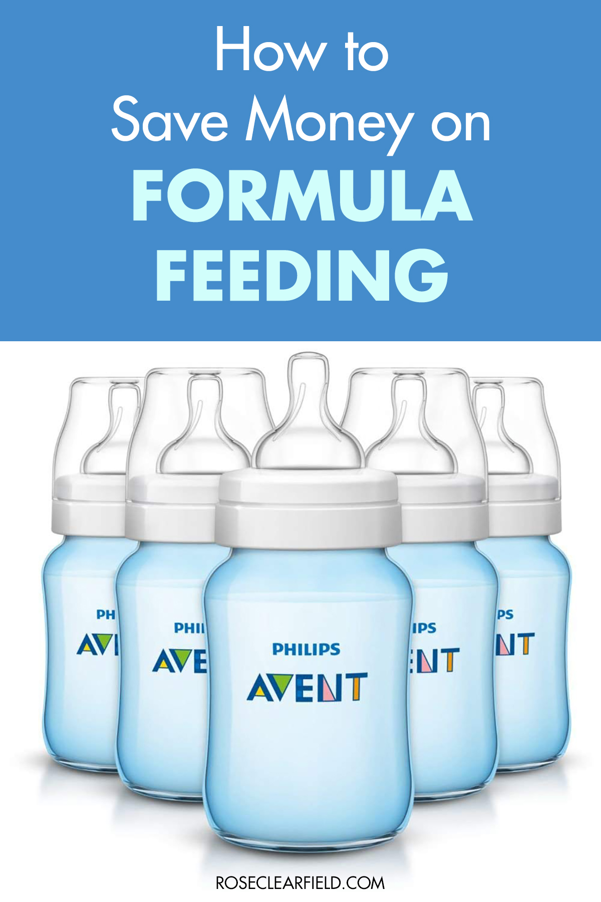 How to Save Money on Formula Feeding