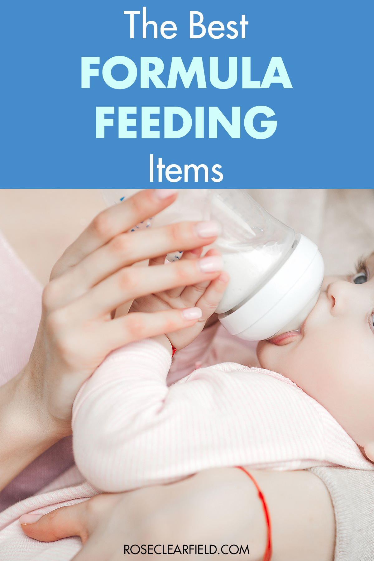 The Best Formula Feeding Items