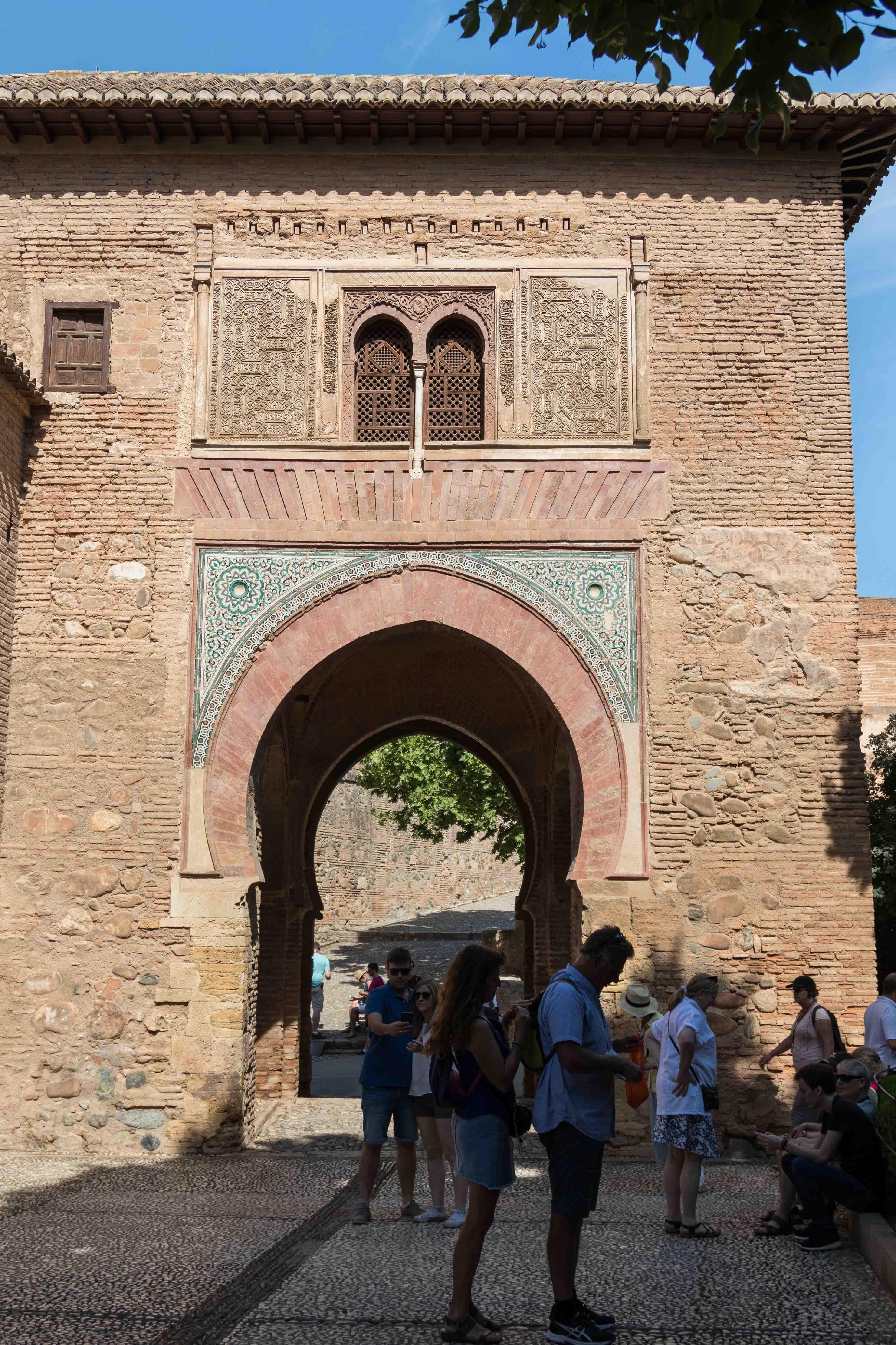 Mediterranean Cruise: Alhambra Palace, Granada, Spain | https://www.roseclearfield.com