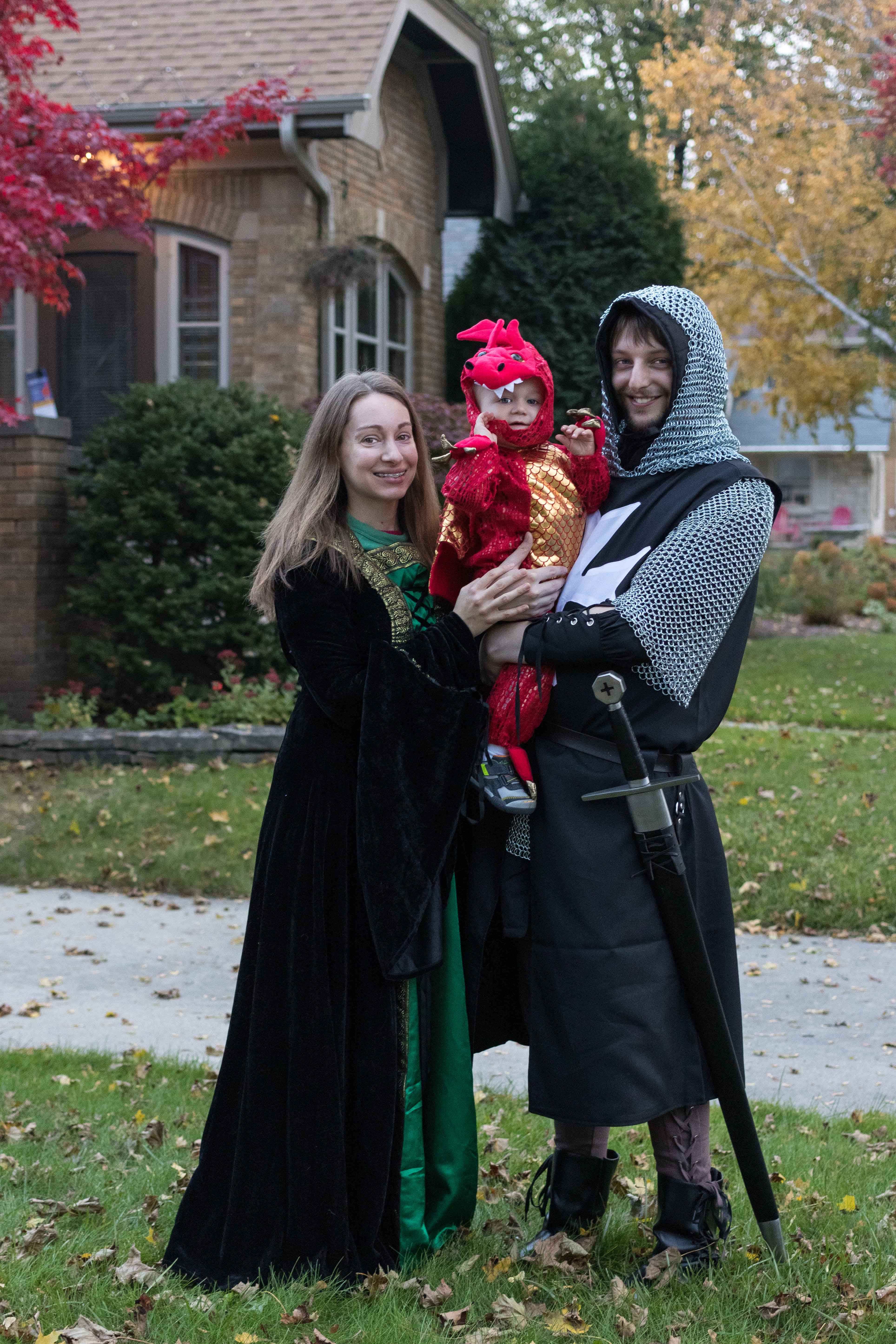 Halloween 2018 | https://www.roseclearfield.com