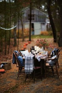 Grown Up Halloween Inspiration - Halloween Party for Grown-Ups via Camille Styles | https://www.roseclearfield.com