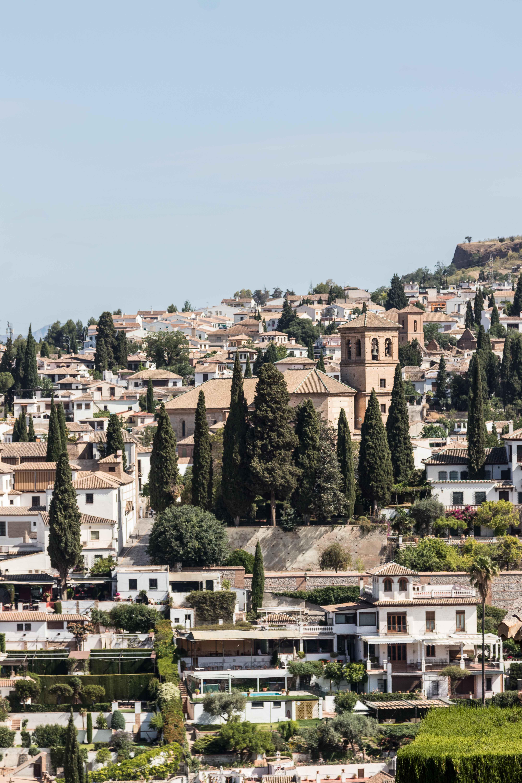 Spanish Countryside Granada June 2017 | https://www.roseclearfield.com