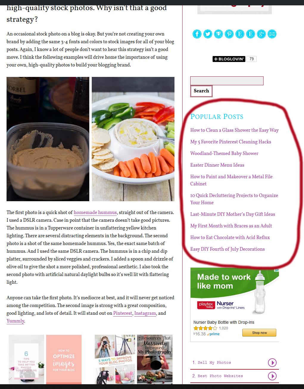 10 Ways to Improve an Old Blog Post - WordPress Popular Posts Plugin | https://www.roseclearfield.com