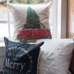 $10 and Under Holiday Throw Pillows on Amazon