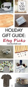 Holiday Gift Guide: Etsy Picks