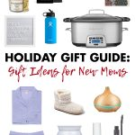 Holiday Gift Guide Gift Ideas for New Moms