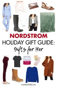 Nordstrom Holiday Gift Guide: Gifts for Her