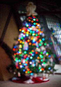 House on the Rock Bokeh | https://www.roseclearfield.com
