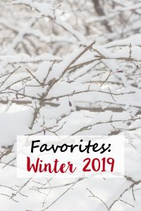 Favorites: Winter 2019 | https://www.roseclearfield.com