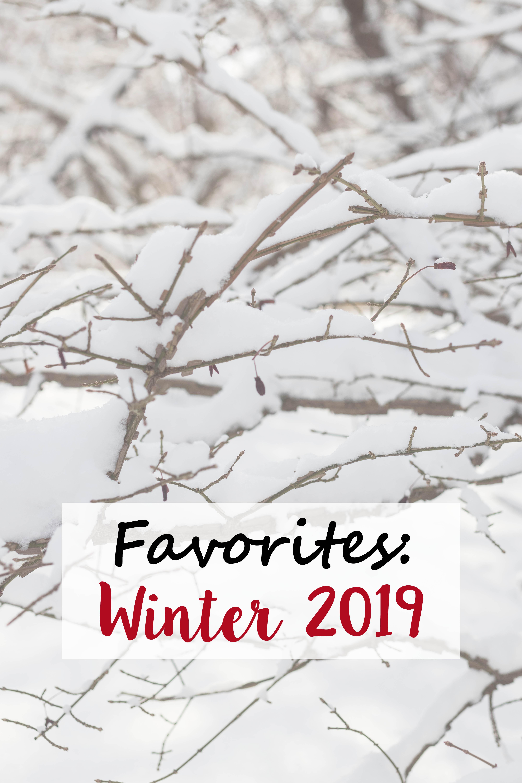 Favorites: Winter 2019 | https://www.roseclearfield.com