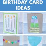 10 Easy DIY Birthday Card Ideas