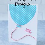 Easy Handmade Birthday Card Designs