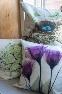 Spring Throw Pillows From Amazon