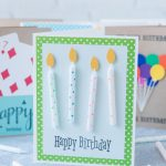 10 simple DIY birthday card ideas to you making handmade cards for loved ones all year round. #birthdaycards #cutecardideas #DIY