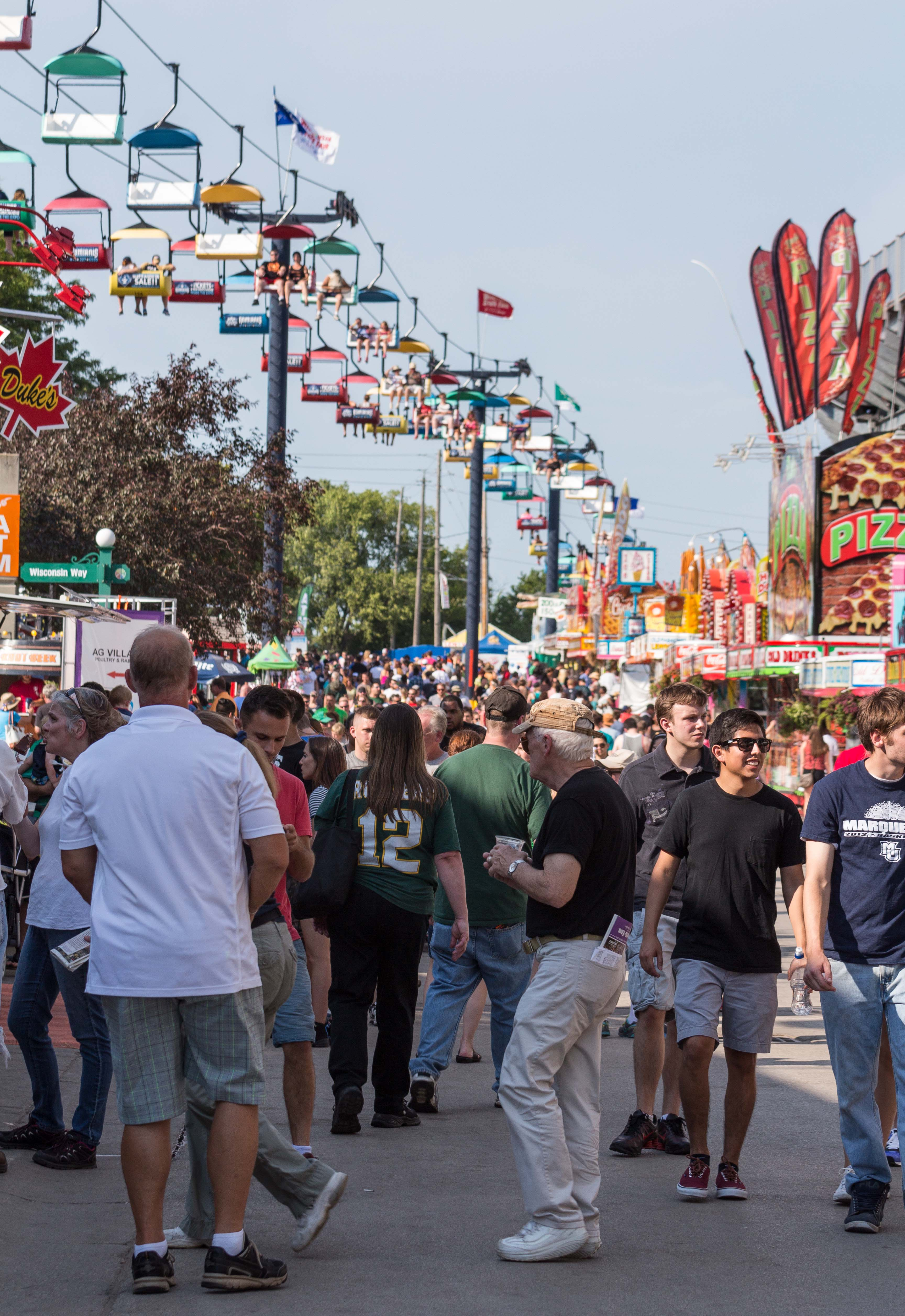 Wisconsin State Fair 2015 #Wisconsin #WisconsinStateFair #statefair | https://www.roseclearfield.com