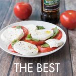 The best caprese recipes. Take advantage of flavorful summer ingredients to make salads, appetizers, sandwiches, pizza, and more! #bestcapreserecipes #capresesalad #capreserecipes | https://www.roseclearfield.com
