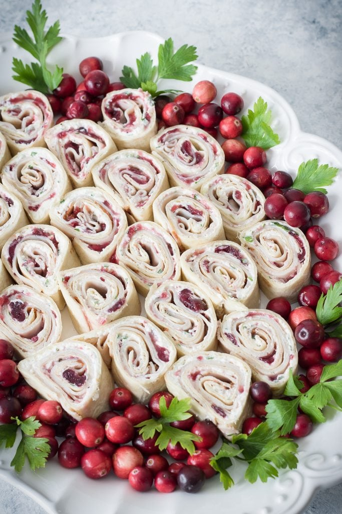 Cranberry Turkey Pinwheels This Silly Girl's Kitchen