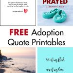 Free Adoption Quote Printables