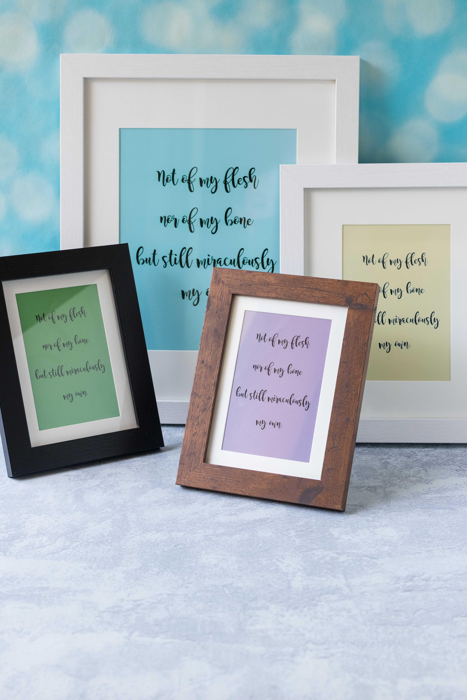 Free Adoption Quote Printables