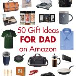 50 Gift Ideas for Dad on Amazon
