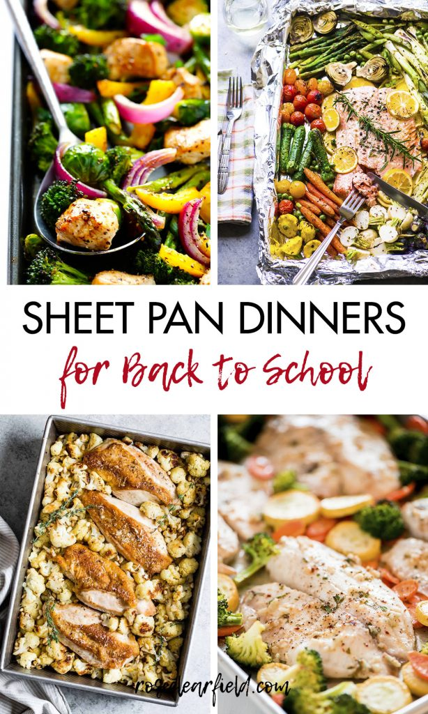 Easy Sheet Pan Dinner Recipes