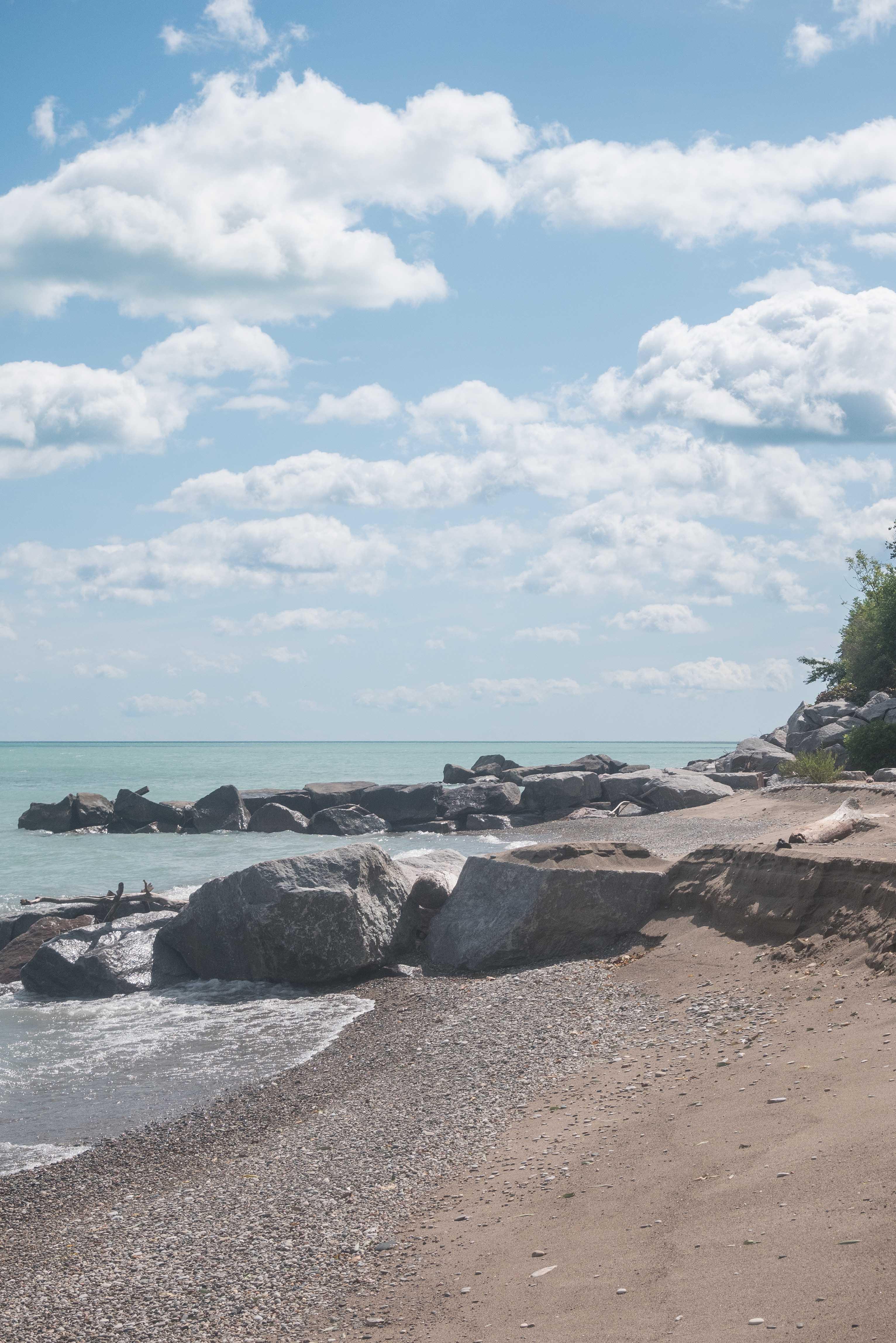 Rocky Beach August 2019
