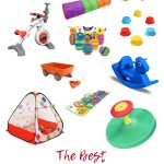 The Best Indoor Toys for Active Toddlers