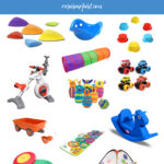 The Indoor Toys You Need for Active Toddlers