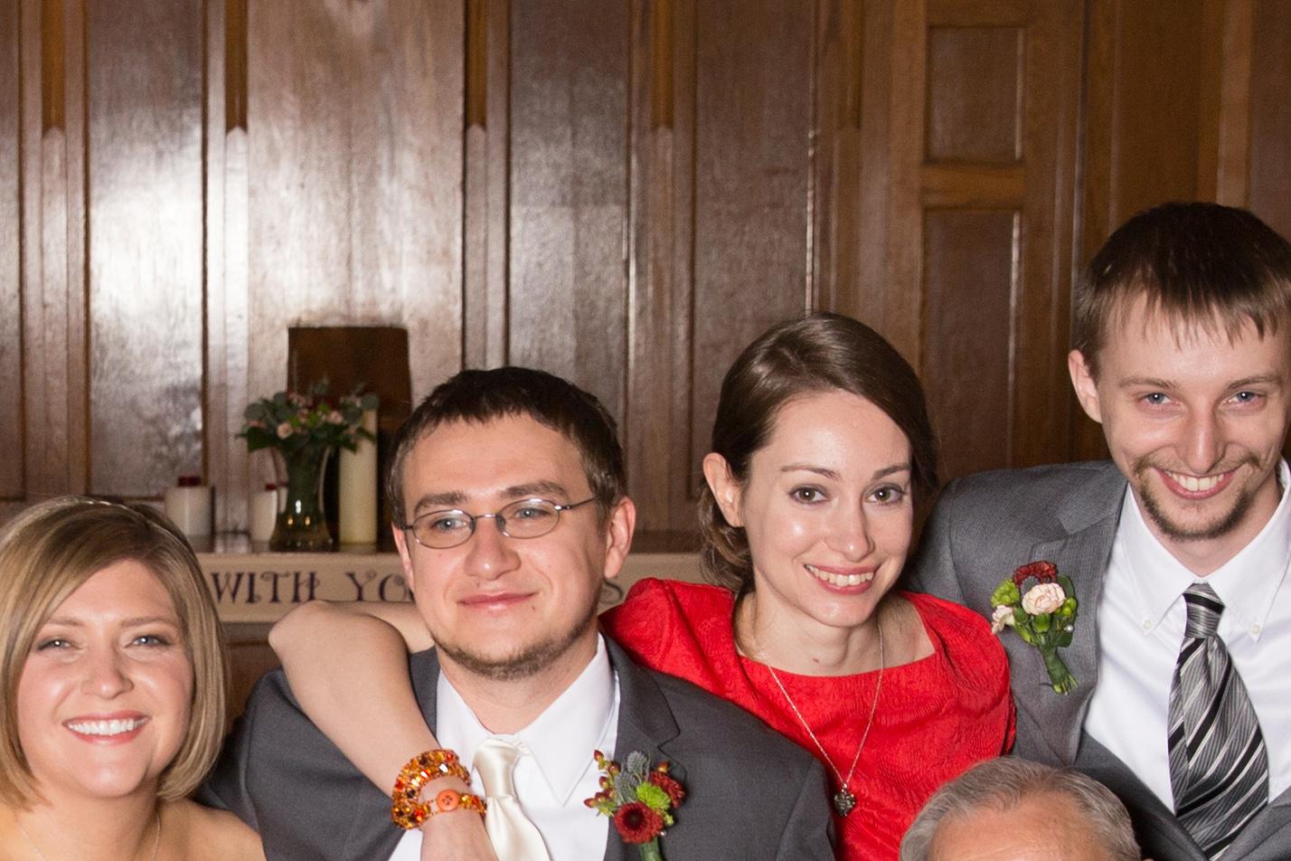 Rob and Bethany's Wedding
