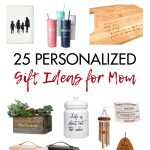 25 Personalized Gifts for Mom