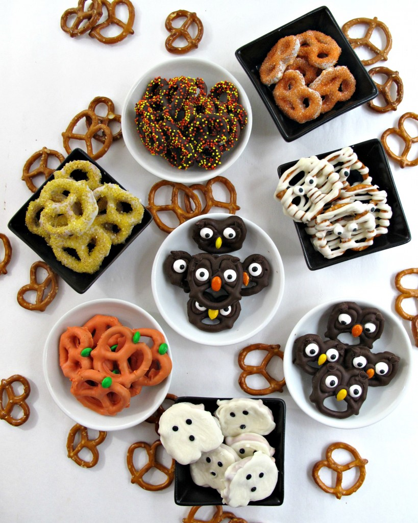 Halloween Pretzels The Monday Box