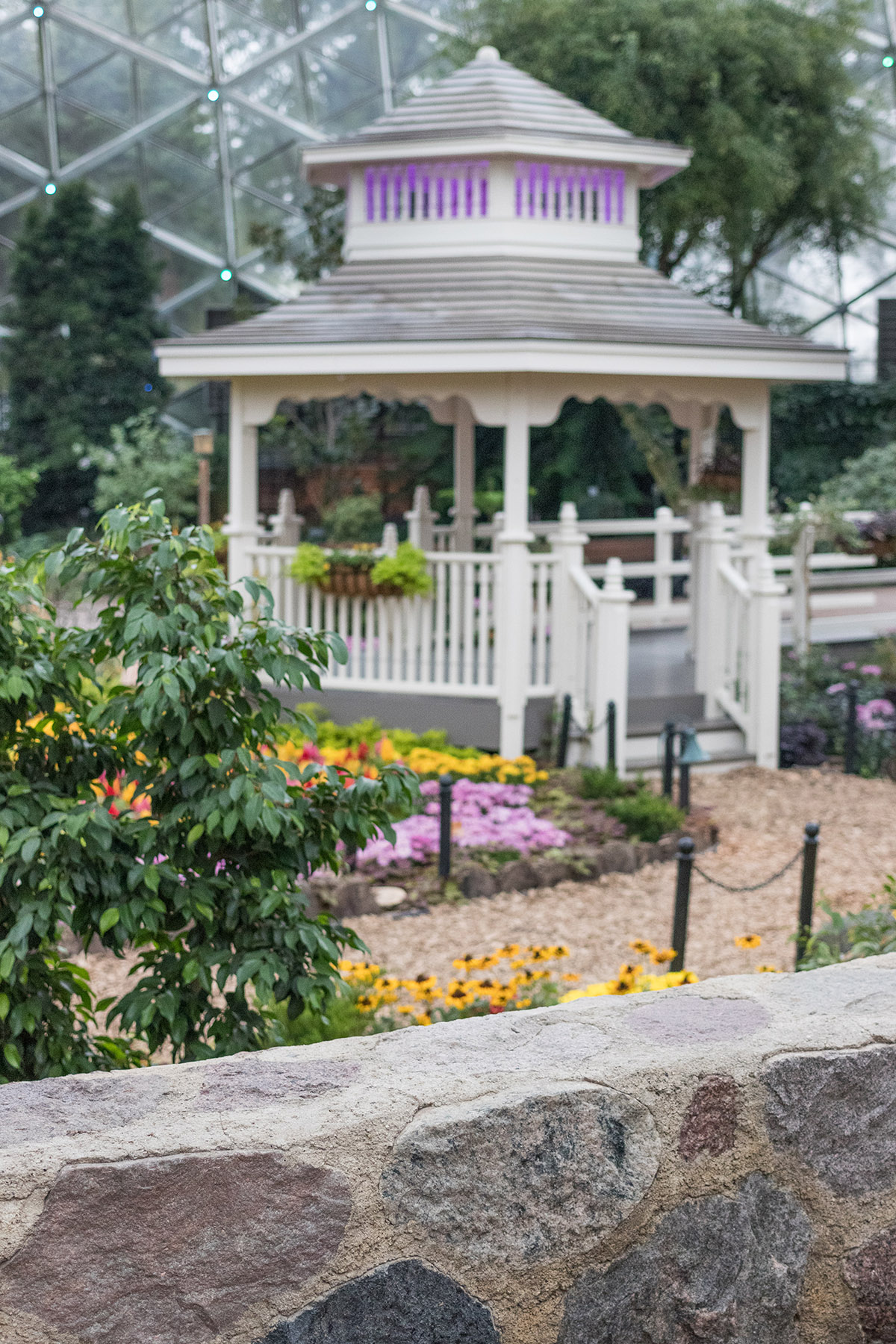Hundred Acre Wood Fall Floral Show at the Mitchell Park Domes, Milwaukee, WI