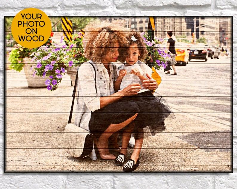 Wood Photo Print Woodprintz on Etsy