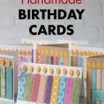 DIY Easy Handmade Birthday Cards
