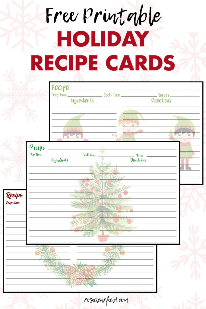 This is a picture of Printable Index Cards 4x6 within print