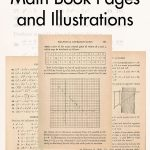 Free Vintage Math Book Pages and Illustrations