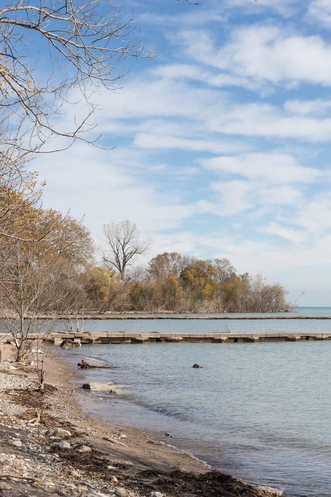 Lake Michigan October 2019