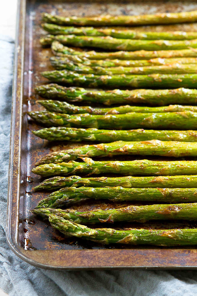 Smoked Paprika Roasted Asparagus Recipe Cookin Canuck