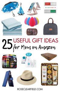 Useful Gift Ideas for Mom on Amazon
