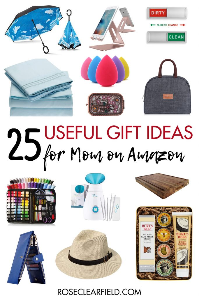 Useful Gift Ideas for Mom on Amazon