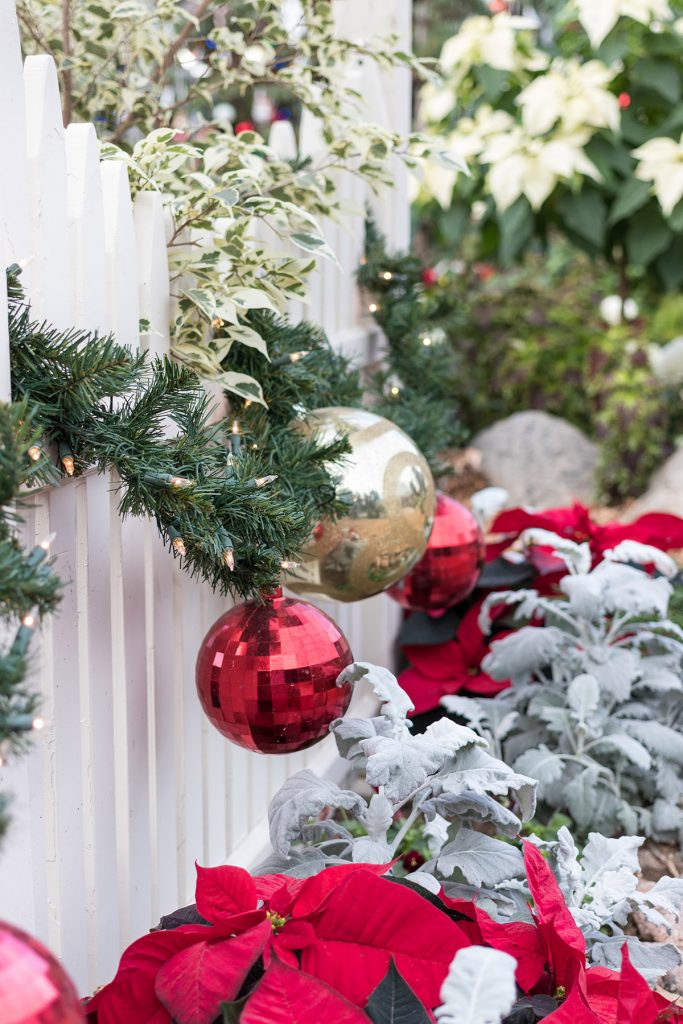 Domes Classic Holiday Garden Show
