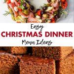 Easy Christmas Dinner Menu Ideas