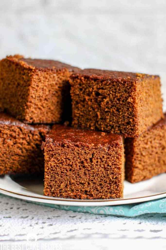Easy Gingerbread Cake Recipe The Best Cake Recipes