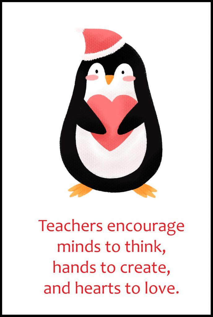 Teachers Encourage Minds to Think