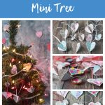 DIY Valentine's Day Mini Tree