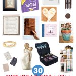30 Gift Ideas for Mom from Daughter